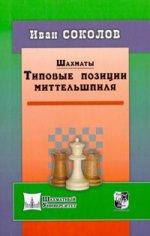 Шахматы.Типовые позиции миттельшпиля