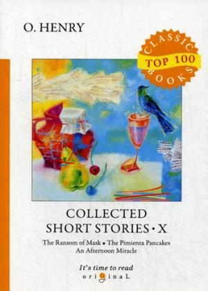 Collected Short Stories X