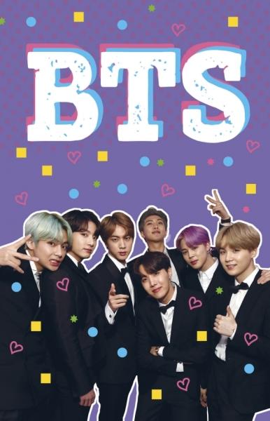 Блокнот BTS. Твой яркий проводник в корейскую культуру!