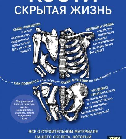 Кости. Скрытая жизнь. Все о строительном материале нашего скелета